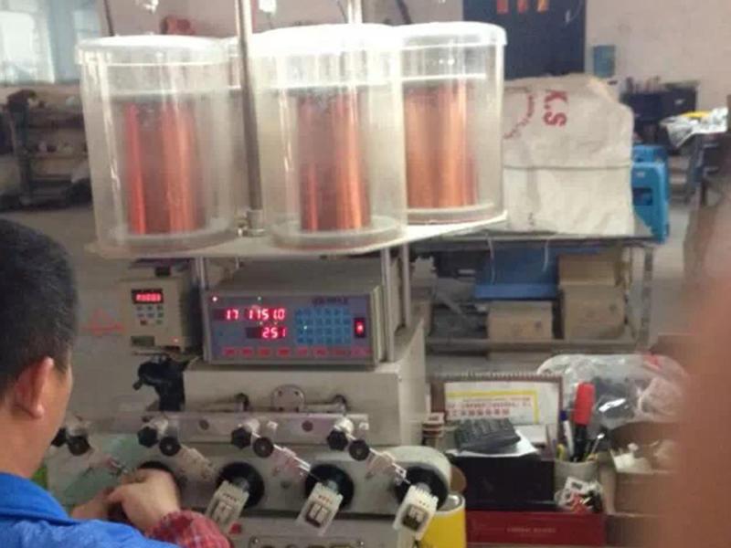 Pandora Arcade Box Power Transformer Production and Test