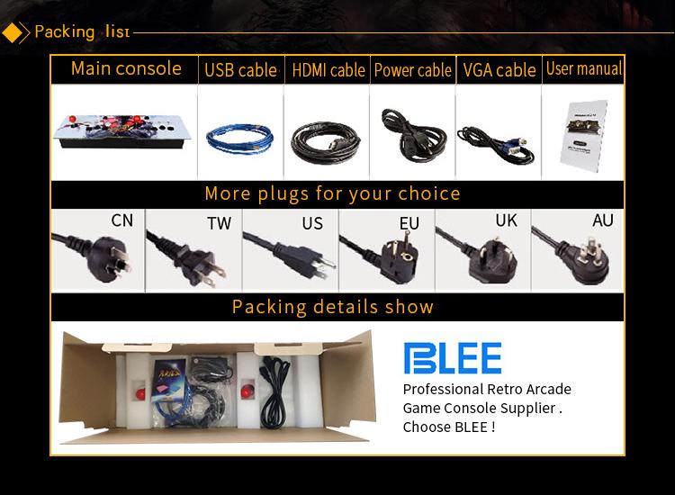 BLEE-Professional Pandora Box 5 Arcade Pandoras Box 4 Console Supplier-12