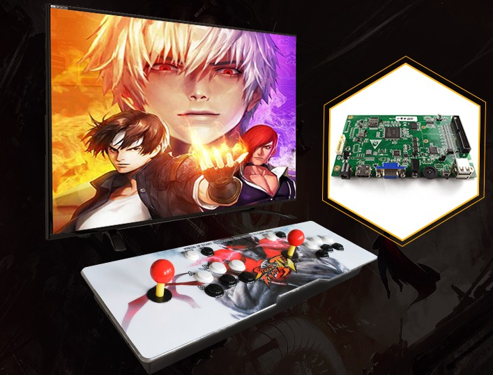 BLEE-Pandora Box Arcade Plug And Play Pandora Retro Box 6s Classic-4