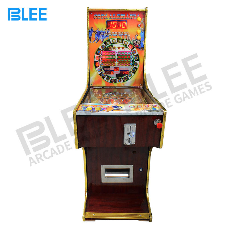 60W Gambling Pinball Game Machine For Adult