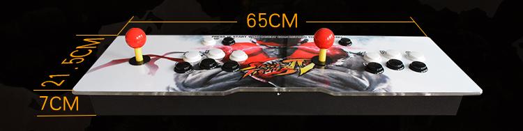 BLEE-Pandora Retro Box 4s Arcade Joystick Game Console-5
