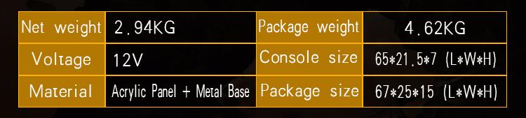 BLEE-Pandora Retro Box 4s Arcade Joystick Game Console-6