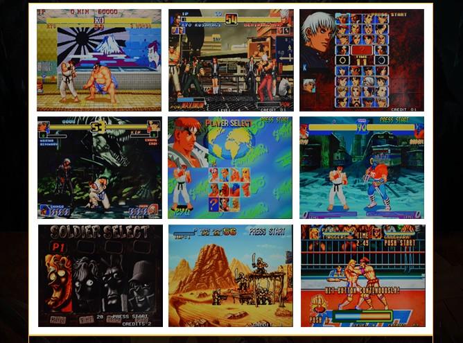 BLEE-Best Pandoras Box Arcade 4 2 Players Pandora Retro Box 4-2