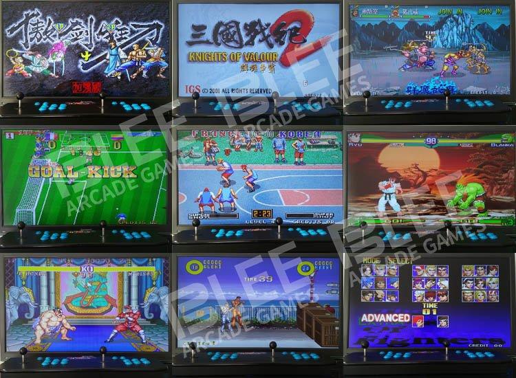BLEE-Best Pandoras Box Arcade 4 2 Players Pandora Retro Box 4-3