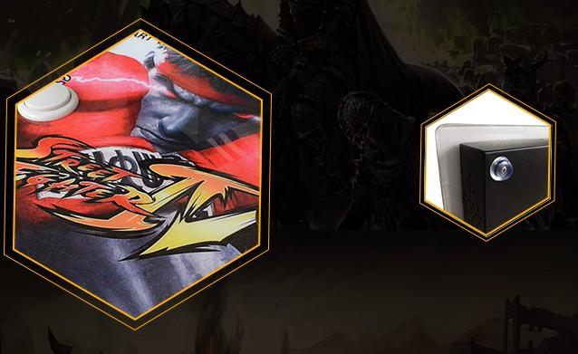 BLEE-Pandoras Box Arcade 4 | 2 Players Pandora Retro Box 5s Home-2