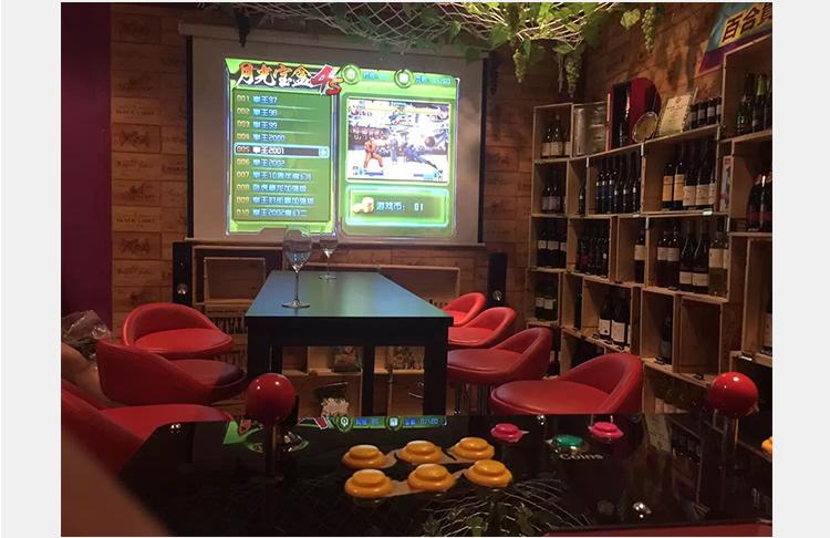 BLEE-Pandoras Box Arcade 4 | 2 Players Pandora Retro Box 5s Home-8