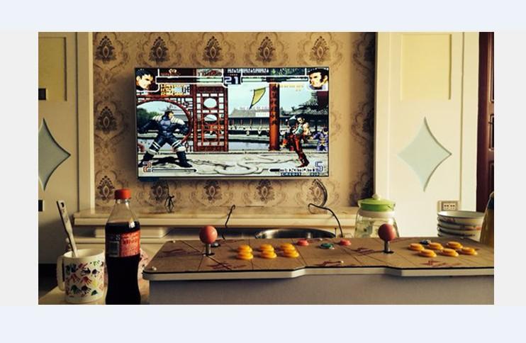 BLEE-Pandoras Box Arcade Kit 2 Players Pandora Retro Box 6s-3