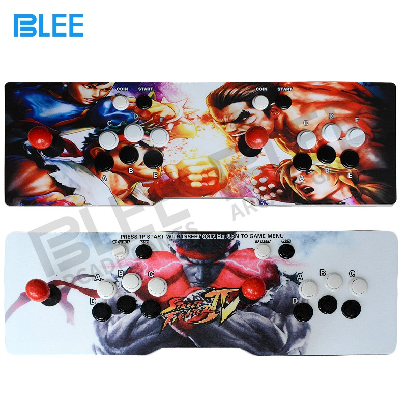 BLEE-2018 newest different artwork design pandora box arcade console 645 680 815 or more games in -9