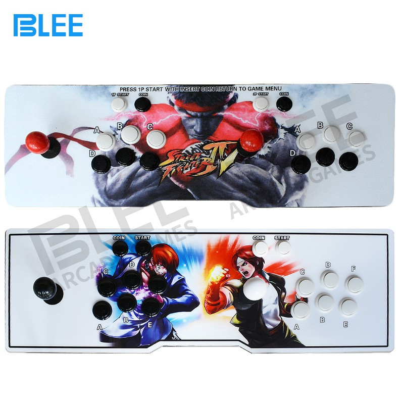 BLEE-2018 newest different artwork design pandora box arcade console 645 680 815 or more games in -10