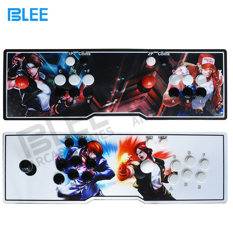 BLEE-2018 newest different artwork design pandora box arcade console 645 680 815 or more games in -11