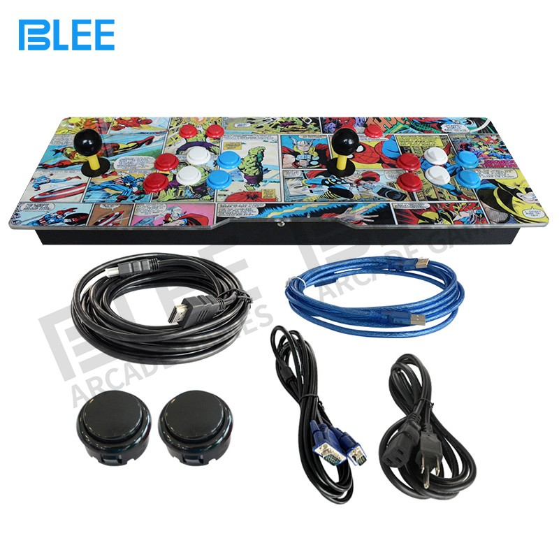 BLEE-Plug And Play Pandora Retro Box 5s Classic Arcade Gaming Console