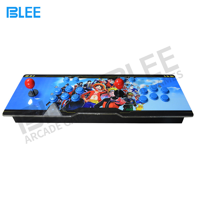 BLEE-2 Players 1388 In 1 Pandora Game Console Arcade Fifhting Stick