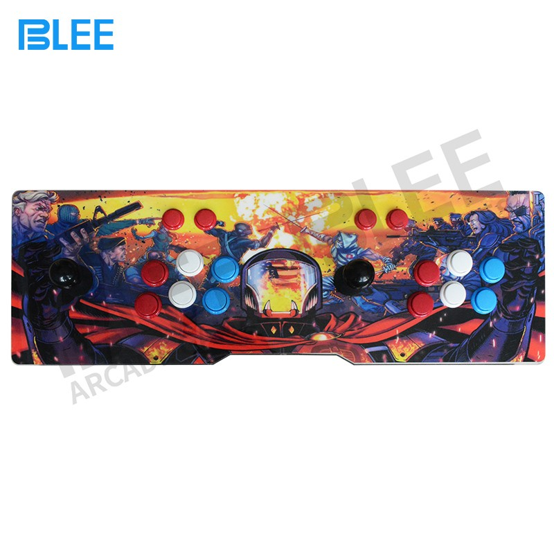 BLEE-Pandoras Box Arcade 4 Manufacture | 2 Players Classic Game