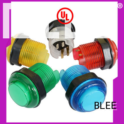 hot sale led arcade buttons short free design for picnic