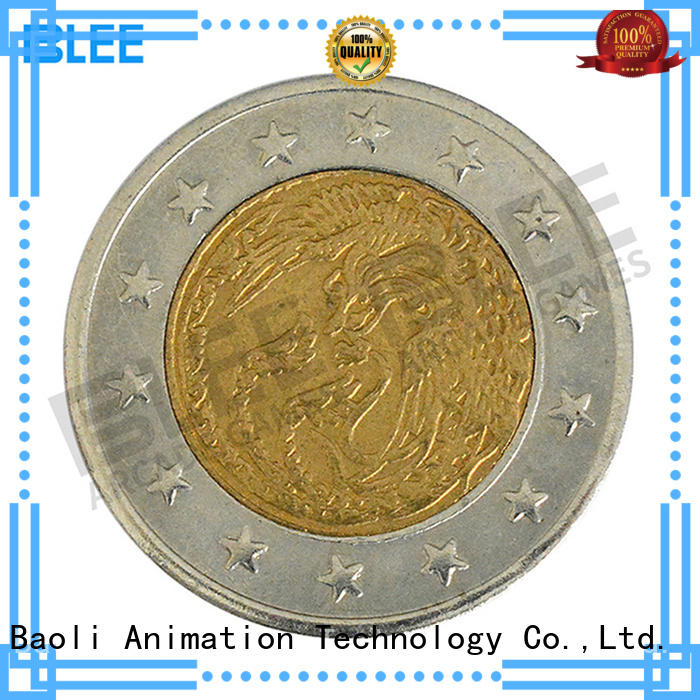BLEE excellent custom coins and tokens wholesale for aldult