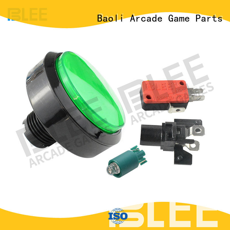 fine-quality arcade button set short long-term-use for marketing