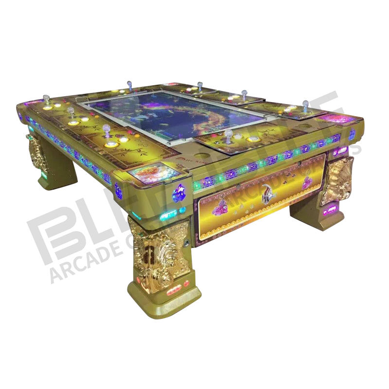 BLEE dragon stand up arcade machine in bulk for holiday-2