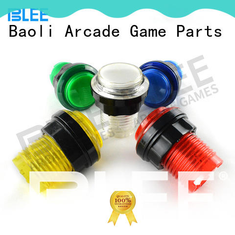 BLEE lighted sanwa joystick and buttons widely-use for entertainment