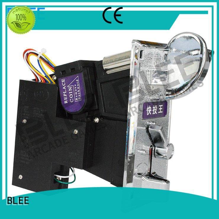 coinco coin acceptors acceptor multi coin electronic BLEE
