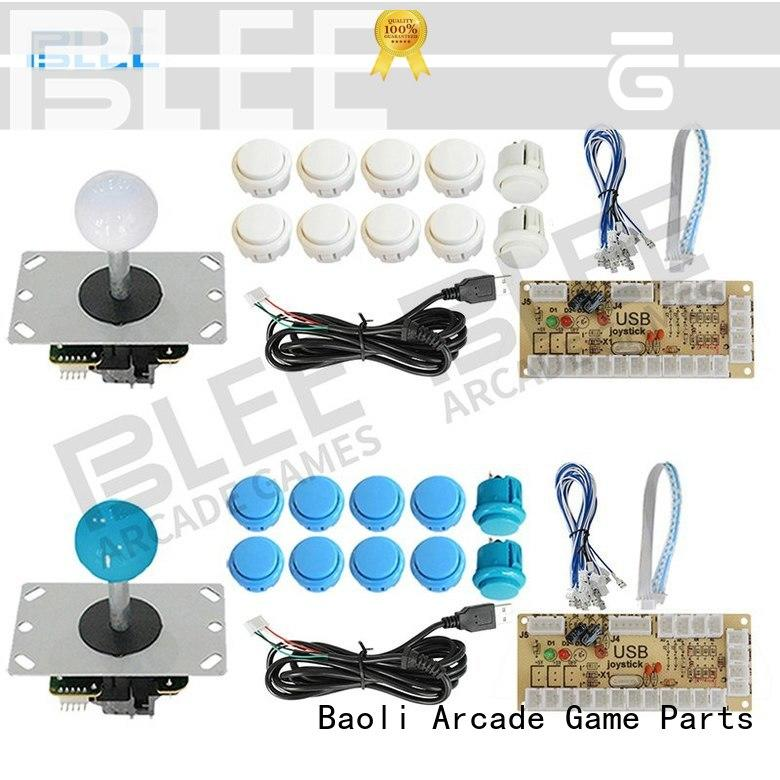 BLEE gradely arcade joystick and buttons kit delay for aldult