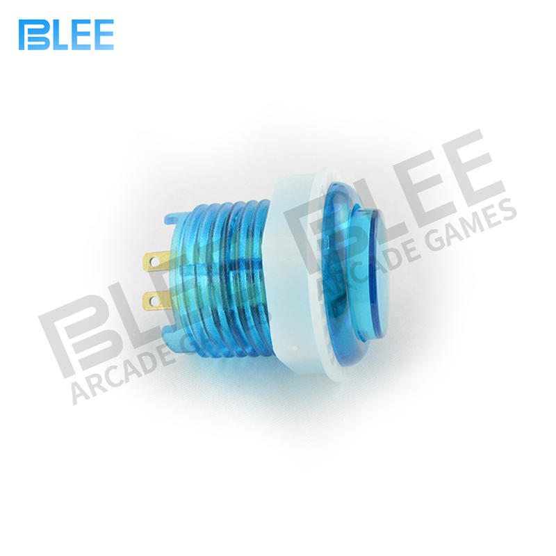 BLEE-Find Arcade Buttons And Joysticks Kit sanwa Clear Buttons-1