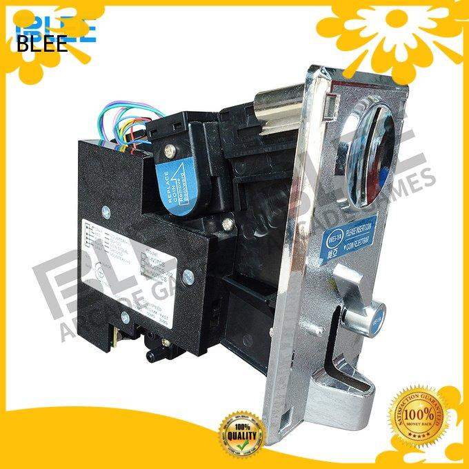 Quality coinco coin acceptors BLEE Brand multi multi coin acceptor