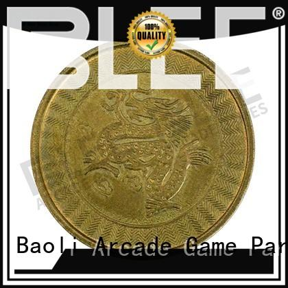 BLEE Brand low bulk custom rare coins and tokens