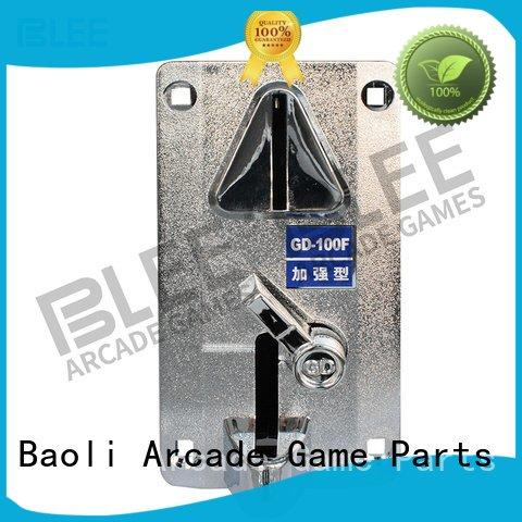 multi acceptor electronic multi coin acceptor BLEE
