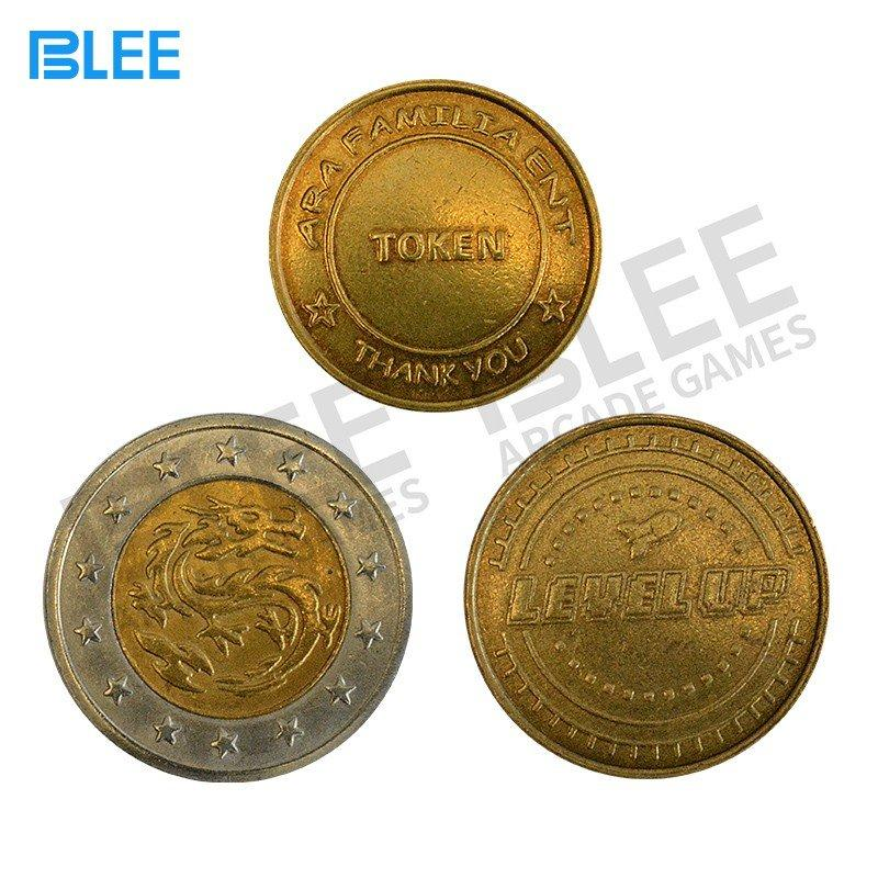 made custom coins tokens request for quote for marketing BLEE-1