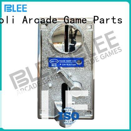 Quality coinco coin acceptors BLEE Brand coin multi coin acceptor