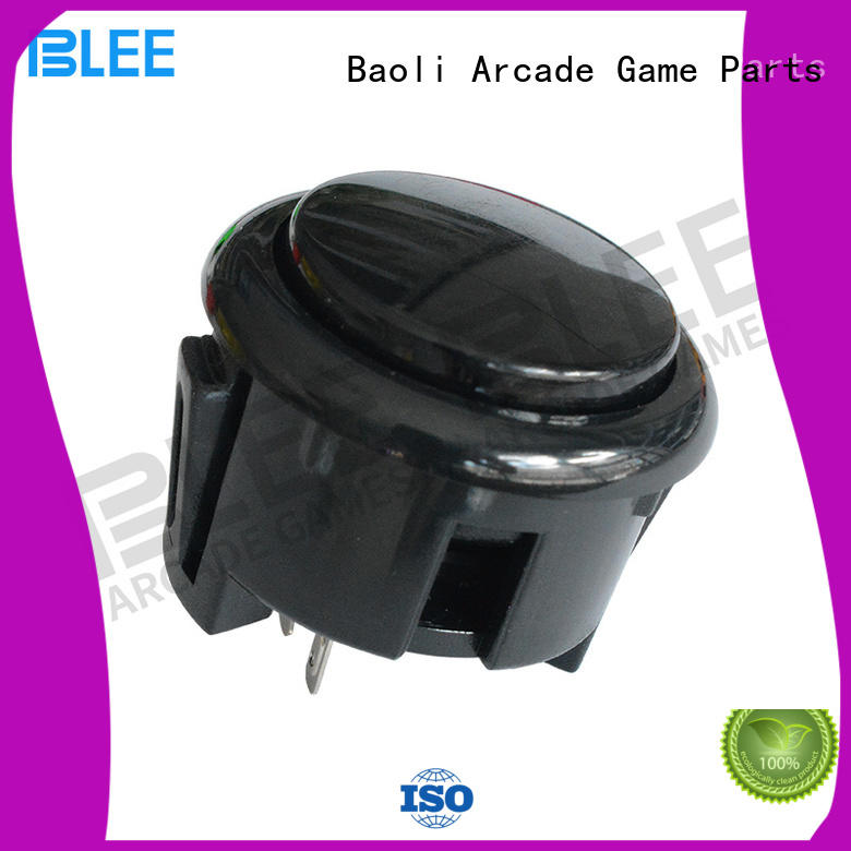 electroplated arcade buttons plated BLEE company
