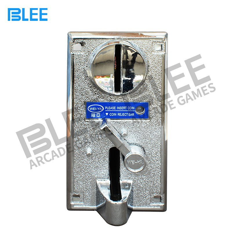 BLEE Electronic multi coin acceptor with indicator light-Wei Ya Coin Acceptors image20