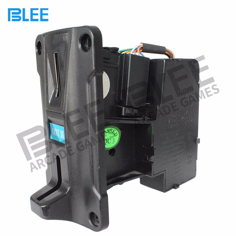 BLEE selling coin acceptors inc at discount for free time-4