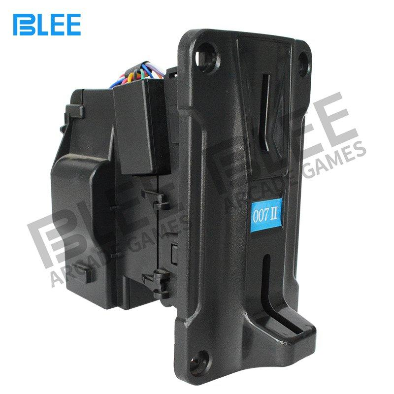 Electronic multi coin acceptor-007