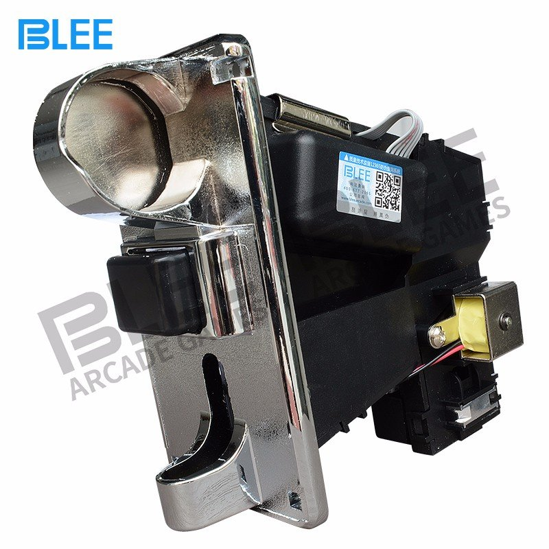 BLEE-Electronic multi coin acceptor-633-2