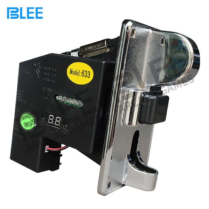 BLEE Electronic multi coin acceptor-633 Coin Acceptors image18