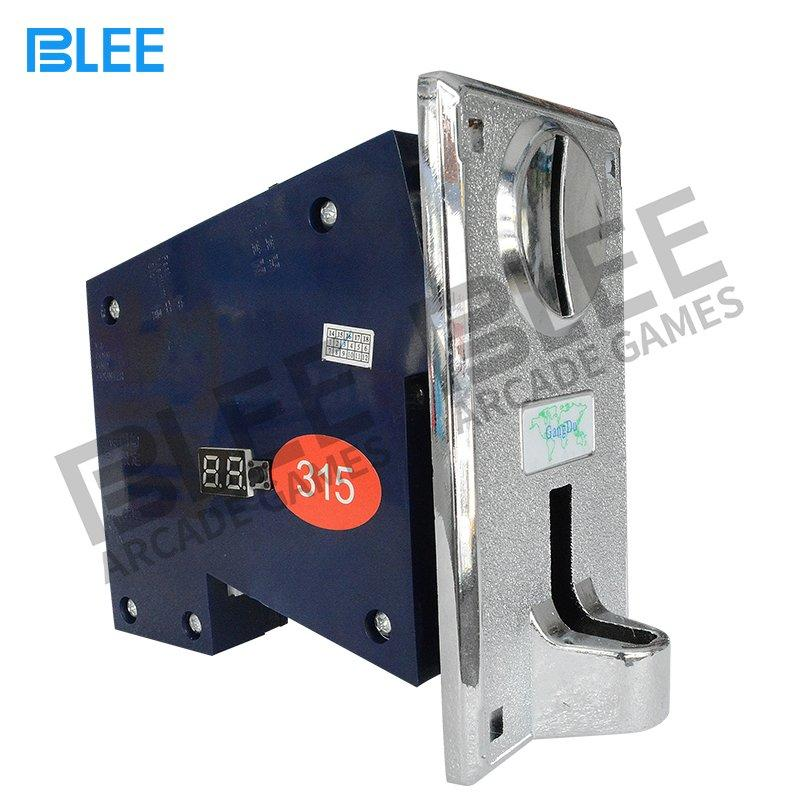 Electronic multi coin acceptor for washing machine-GD315