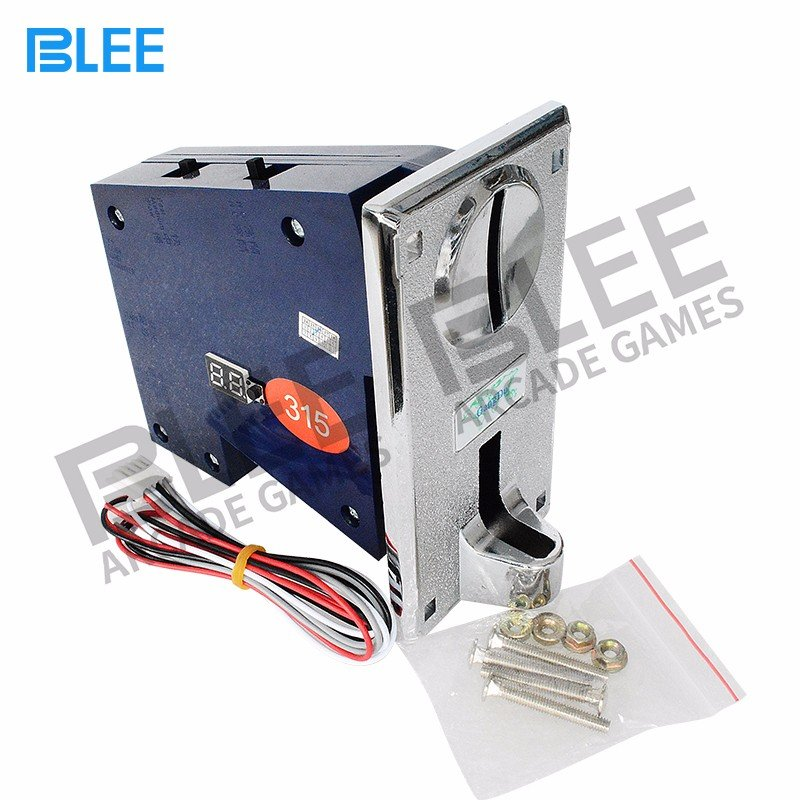 BLEE-Electronic multi coin acceptor for washing machine-GD315