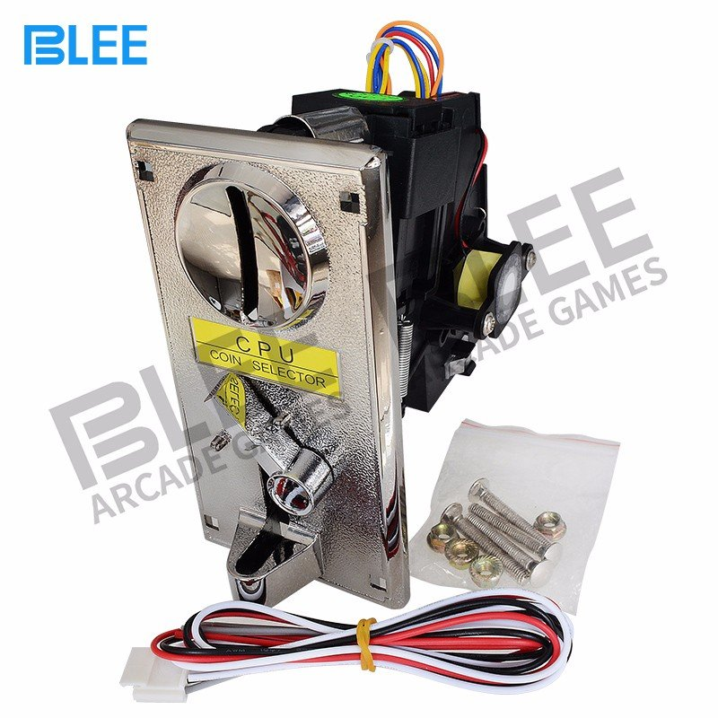 BLEE-Claw crane machine electronic coin acceptor -JY