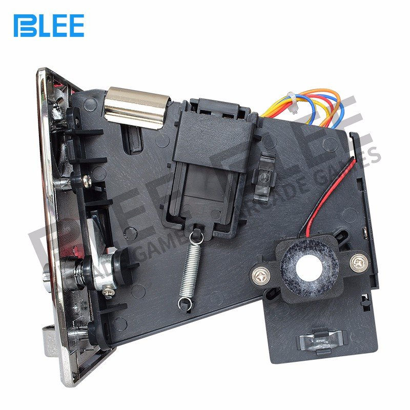 BLEE-Professional Multi Coin Acceptor Claw Crane Machine Electronic Multi Coin-1