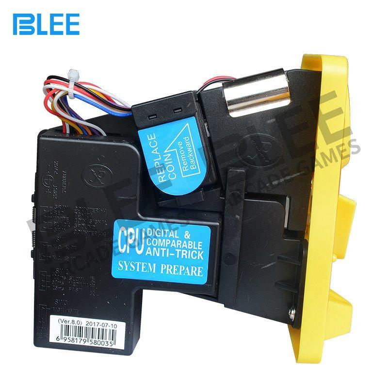 Electronic coin acceptor-PY131
