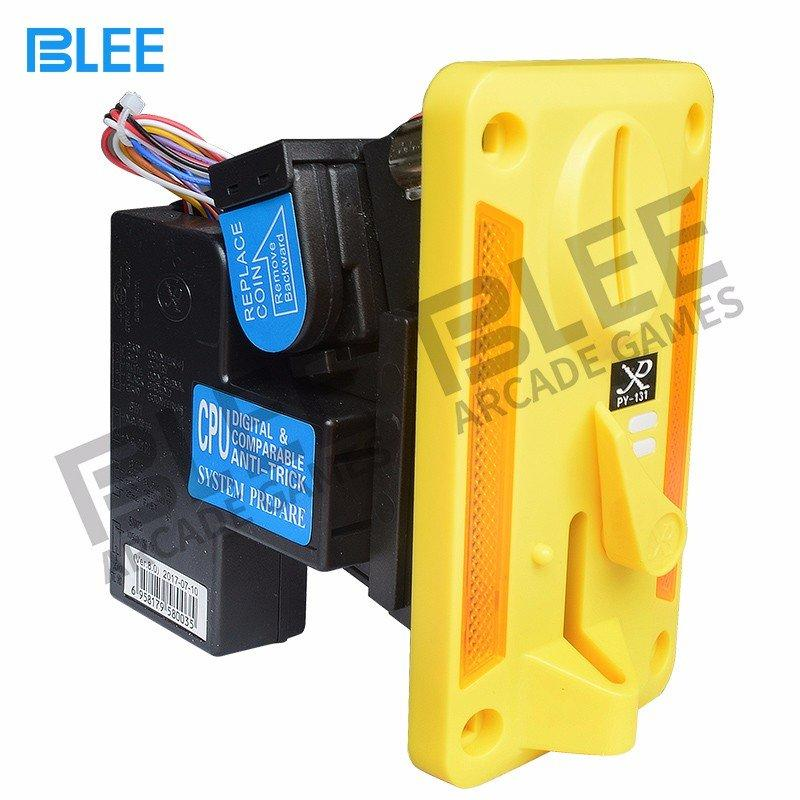 crane Custom coin washing coin acceptors BLEE direct