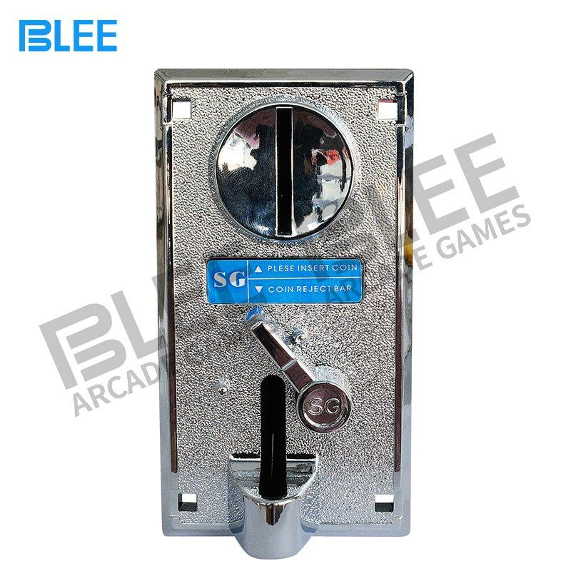 The guide of Electronic vending machine multi coin acceptor-SG