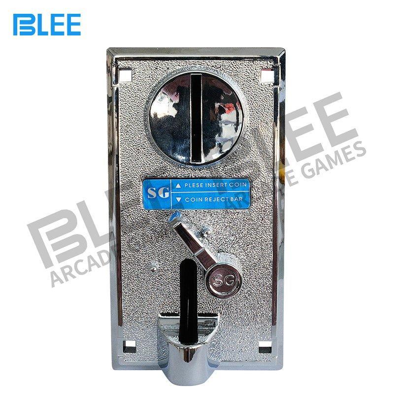 Electronic vending machine coin acceptor-SG
