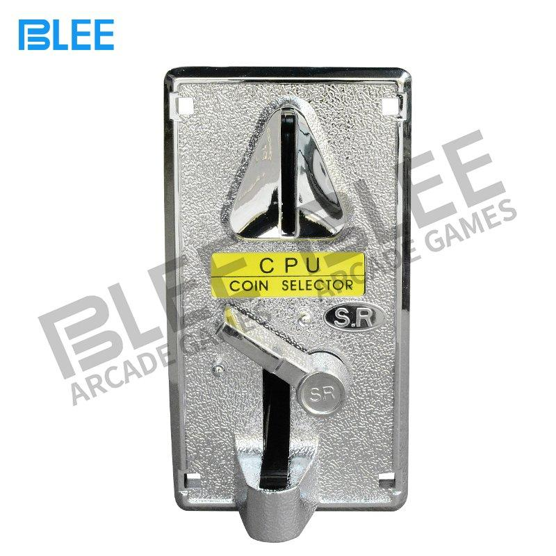 BLEE Arcade Parts Electronic vending machine multi coin acceptor-SR info