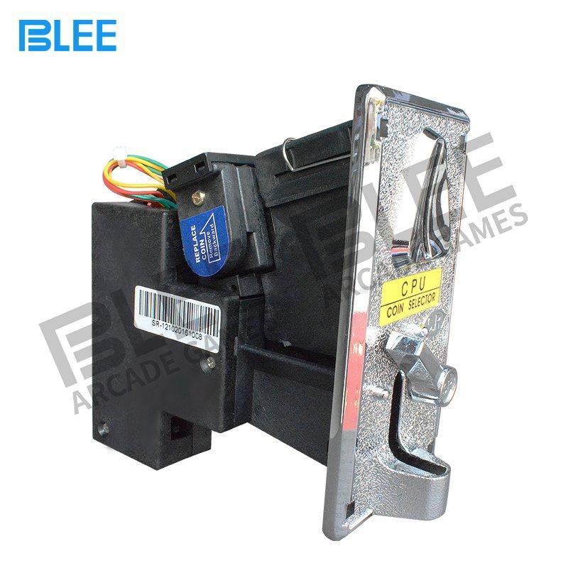 Electronic vending machine coin acceptor-SR