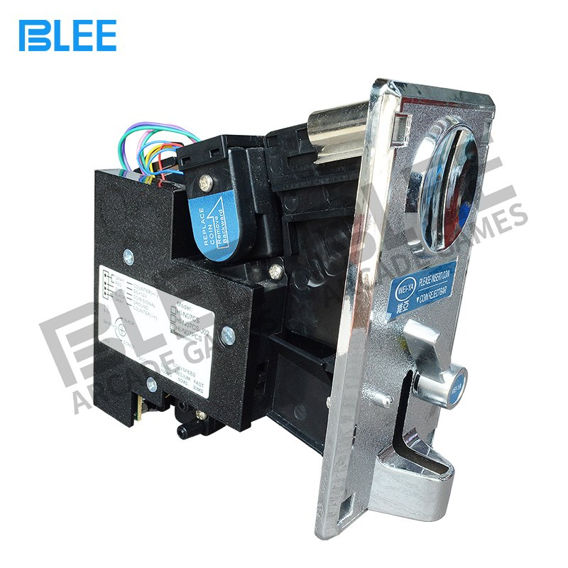 BLEE Electronic multi coin acceptor-Wei Ya Coin Acceptors image11