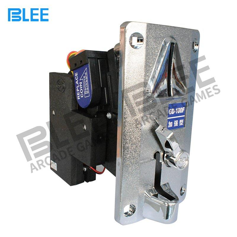 Electronic vending machine coin acceptor-GD100F