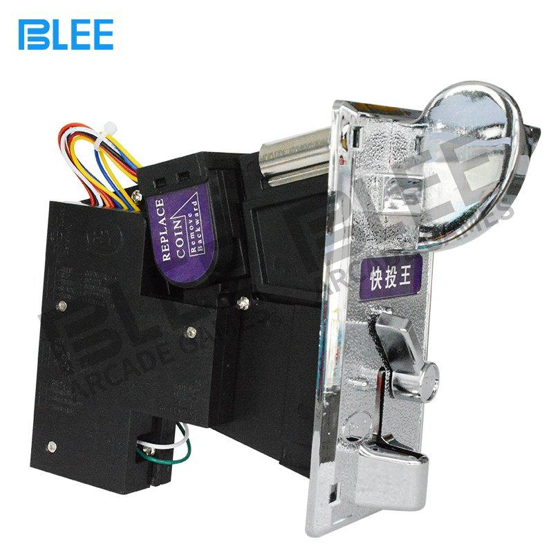 The guide of Electronic multi coin acceptor-PY930