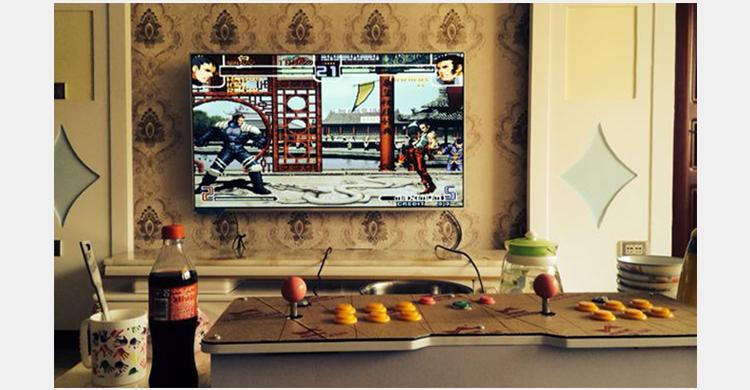 BLEE-Best Can Diy Arcade Joysticks Buttons Pandoras Box 5s 5 Jamma 999-3